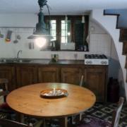 Hühnerhaus Küche unten