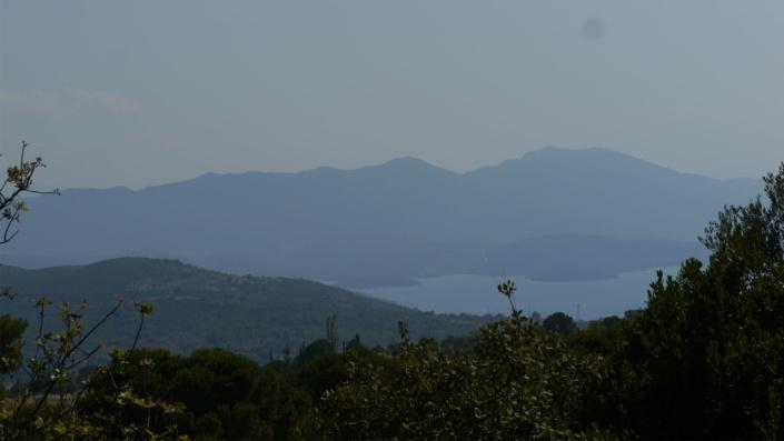 Blick in den Golf von Volos