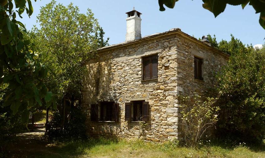 Mühle 1 Aussen